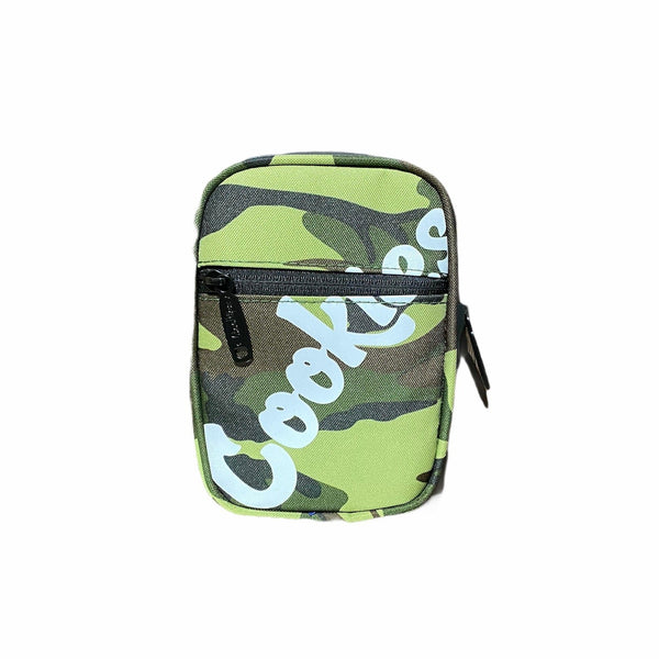 Cookies Camera Bag (Green Camo)