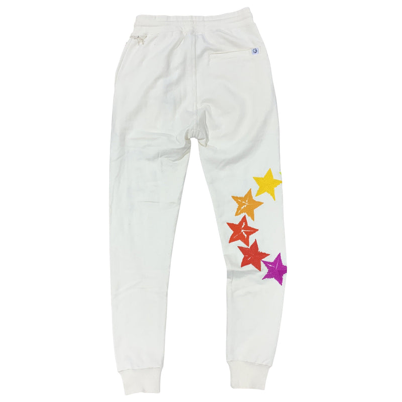 Billionaire Boys Club Star Jogger Cream
