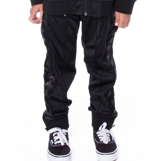 Kids 222 Banda Rastoriazz Trackpants Black