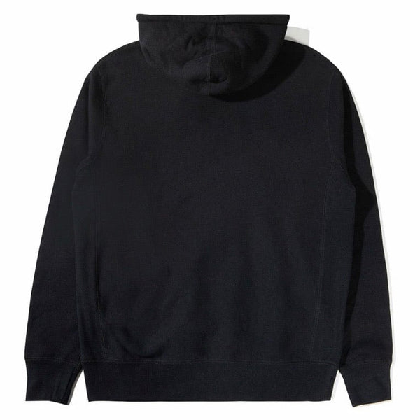 The Hundreds Glow Slant Pullover Hoodie (Black) T20W102055