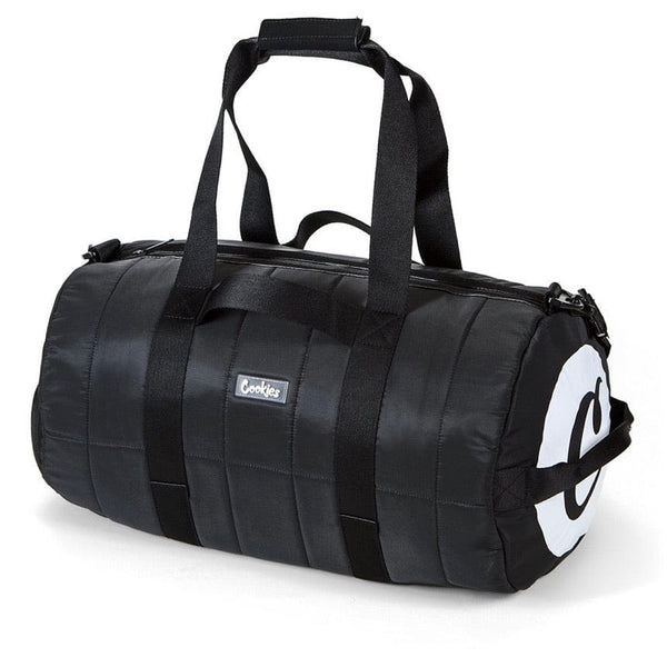 Cookies Apex Sofy Duffel Black