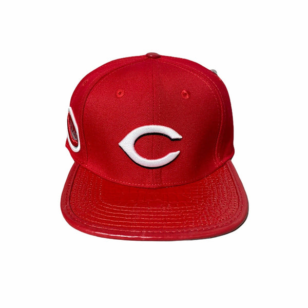 Pro Standard Cincinnati Reds Hat (Red) PMCINB0810