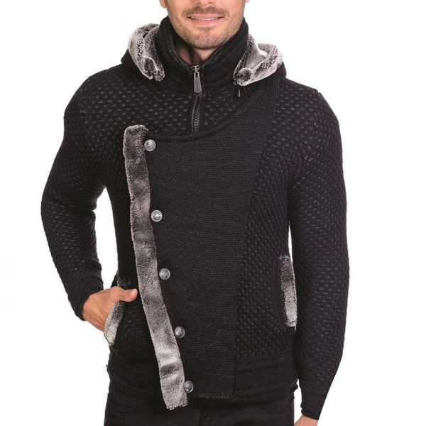 LCR Sweater (Black/Smoke) 6215