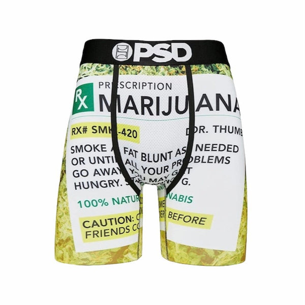 PSD MJ Prescription Underwear (Green)