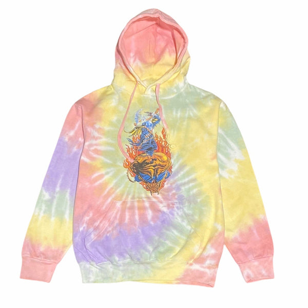 Bleach Goods Future Youth Hoodie (Tie Dye)