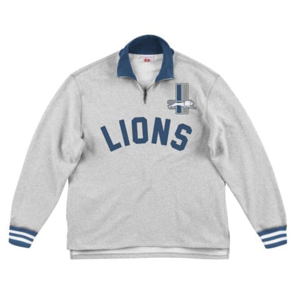 MITCHELL & NESS SWEATSHIRT SEALED LIONS