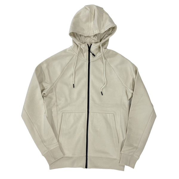 Jordan Craig Zip Up Hoodie (Cream)