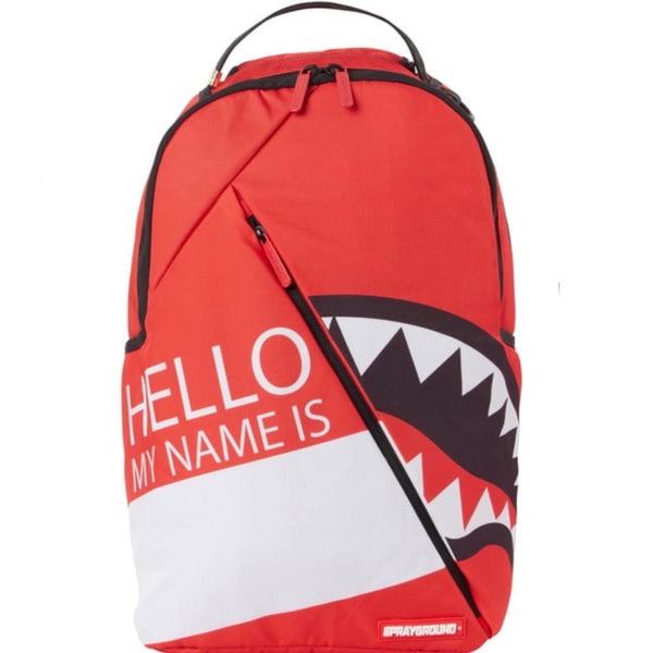 Sprayground Remix Backpack (Red)