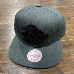 MITCHELL & NESS HAT PISTONS DARK GREY
