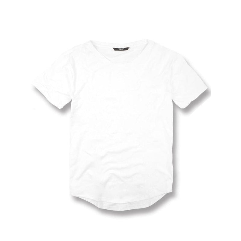 Kids Jordan Craig Scallop T-Shirt (White)