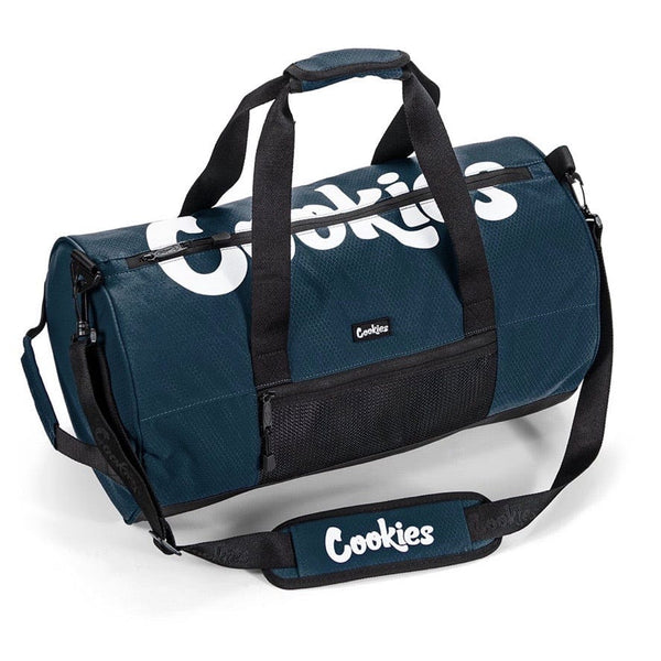 Cookies Summit Ripstop Duffel Bag Navy