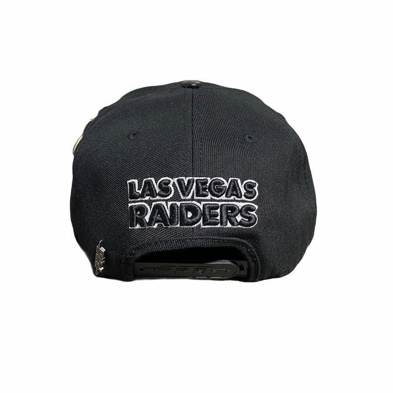 Pro Standard Las Vegas Raiders Snapback (Black) FOR740140