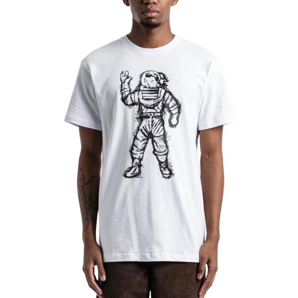 Billionaire Boys Club Static T Shirt (White)