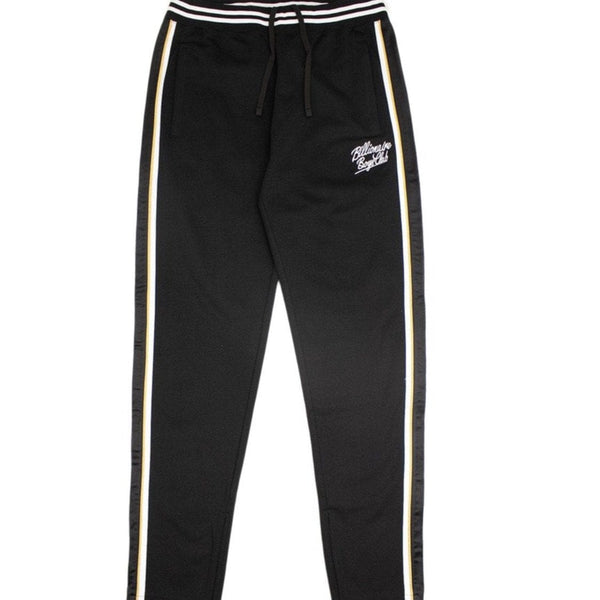 BILLIONAIRE BOYS CLUB PANTS EXCURSION BLACK