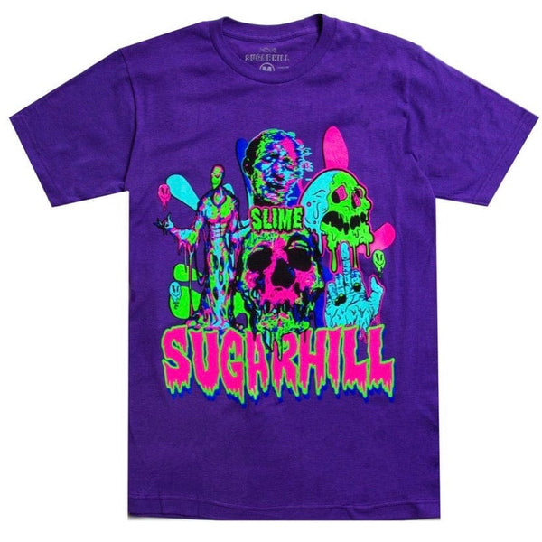 Sugar Hill Circus Tee (Purple)