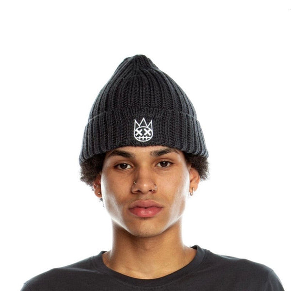Cult of Individuality Knit Hat (Slate)
