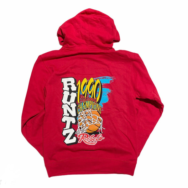 Runtz National Champs Hoodie (Red) 33578-RD