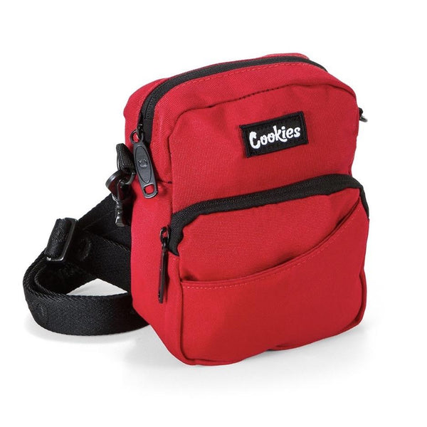 "Cookies ""Clyde"" Small Shoulder Bag Red"