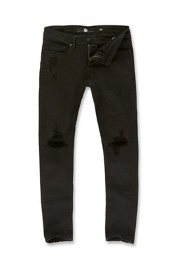Jordan Craig Jean Sean Open Shreds (Jet Black) JM3314A