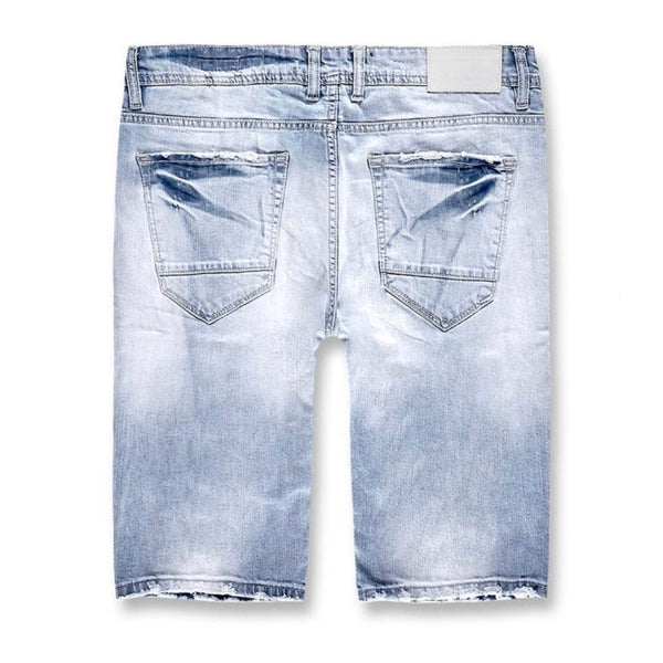 Jordan Craig Newcastle Denim Short (Ice Blue)