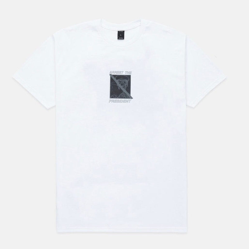 10 Deep Arrest The President 2.0 T Shirt (White)