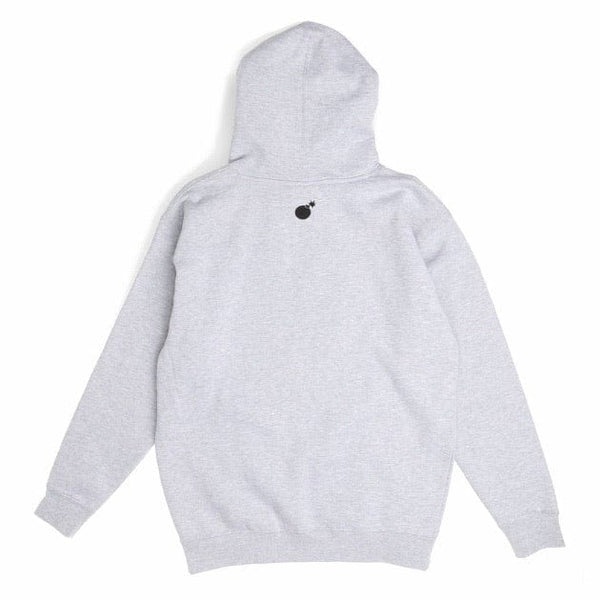 The Hundreds Slant Logo Pullover (Athletic Heather)