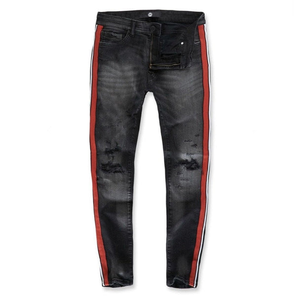 JORDAN CRAIG JEAN SEAN - SUGAR HILL STRIPED  (BLKSH)