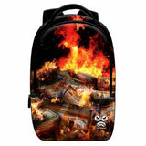 Street Approved Burning Money Backpack