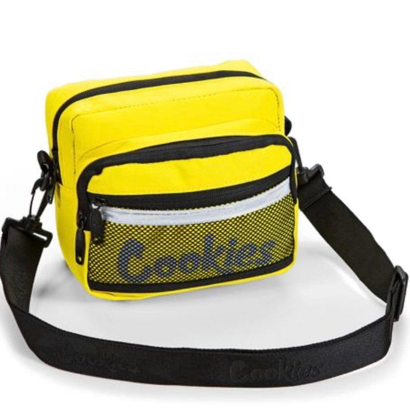 Cookies Vertex Ripstop Crossbody (Yellow)