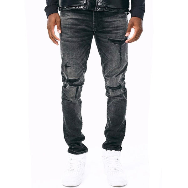 Jordan Craig Sean Acadia Denim (Black Shadow) JM3402