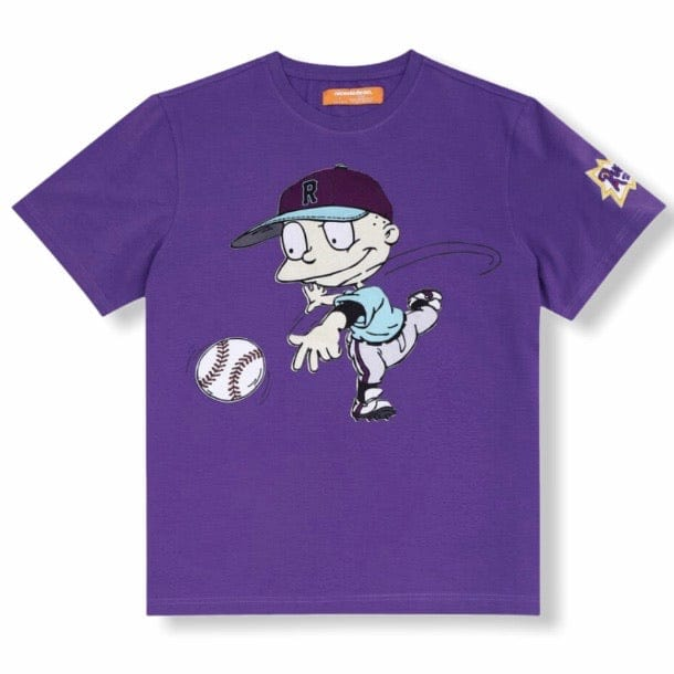 Freeze Max Pitcher Tommy T Shirt (Purple) NK10135-PUR
