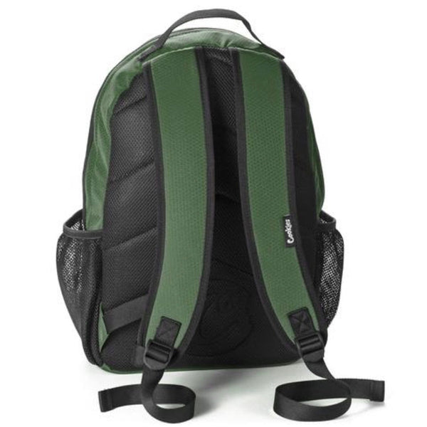 Cookies Ripstop Nylon Backpack (Olive)