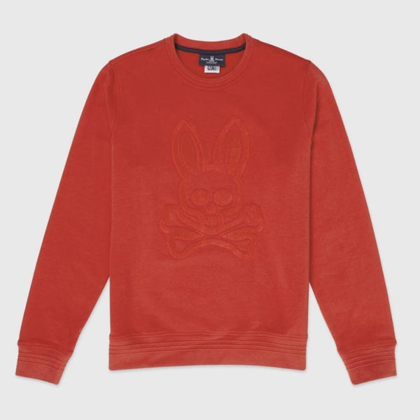Psycho Bunny Sweatshirt Ellsworth Red