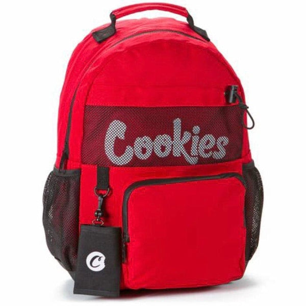 Cookies Stasher Backpack (Red)