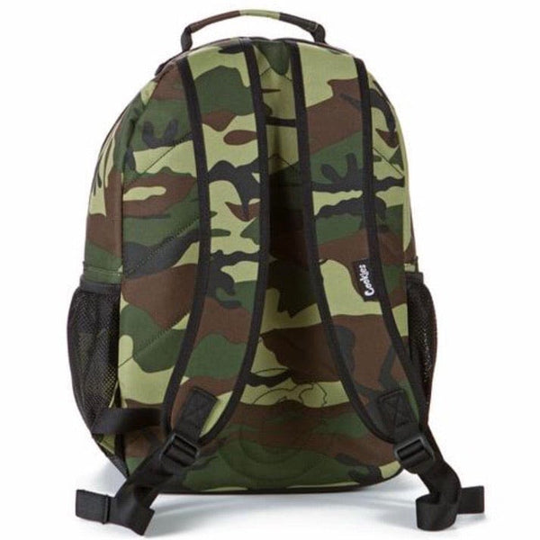 Cookies Stasher Backpack (Green Camo)