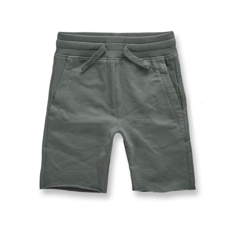 Kids Jordan Craig Palma French Terry Short  (Charcoal)