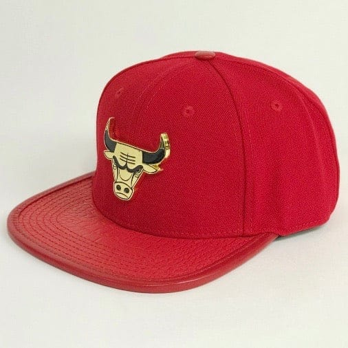 Pro Standard Chicago Bulls Hat (Red) PNCHIB0840