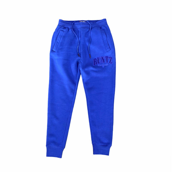 Runtz Tonal Joggers (Deep Royal) 36313