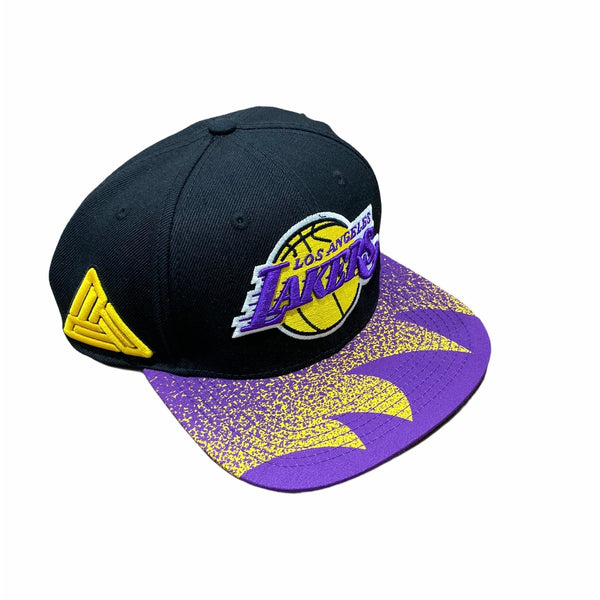 Pro Standard Los Angeles Lakers Snapback (Black) BLL750698