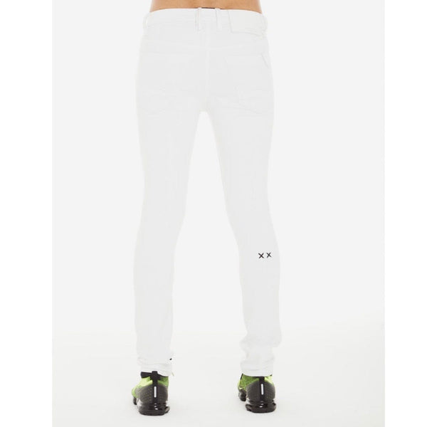 Cult of Individuality Punk Skinny Stretch (White)