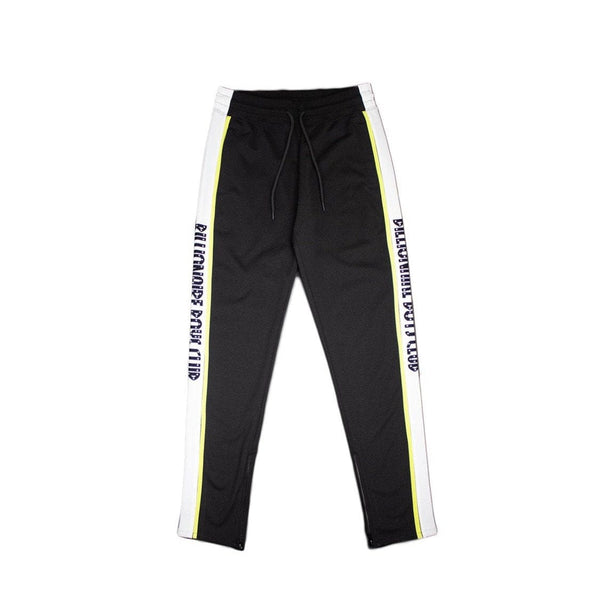 BILLIONAIRE BOYS CLUB VERTICAL PANT BLACK