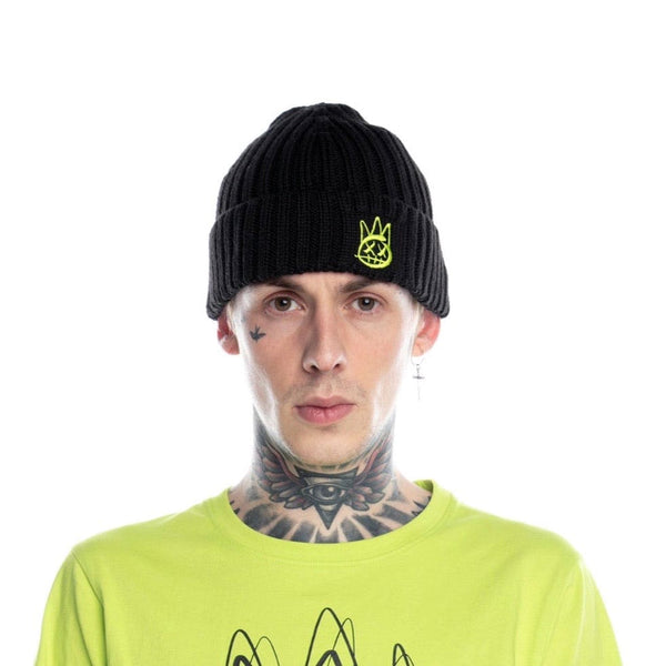 Cult of Individuality Knit Hat (Black)