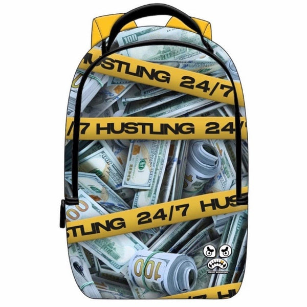 Street Approved Hustle 24/7 Backpack