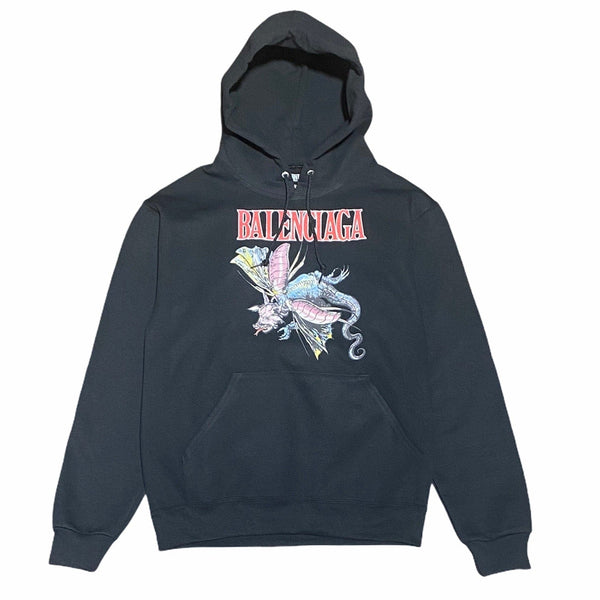 Bleach Goods Dragonfly Hoodie (Black)