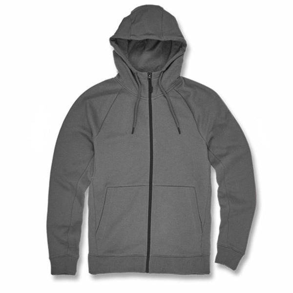 Jordan Craig Uptown Zip Up Hoodie (Charcoal) 8521H