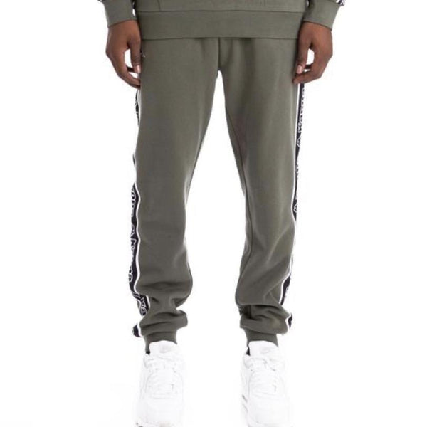 Kappa Logo Tape Anira Sweatpant Green