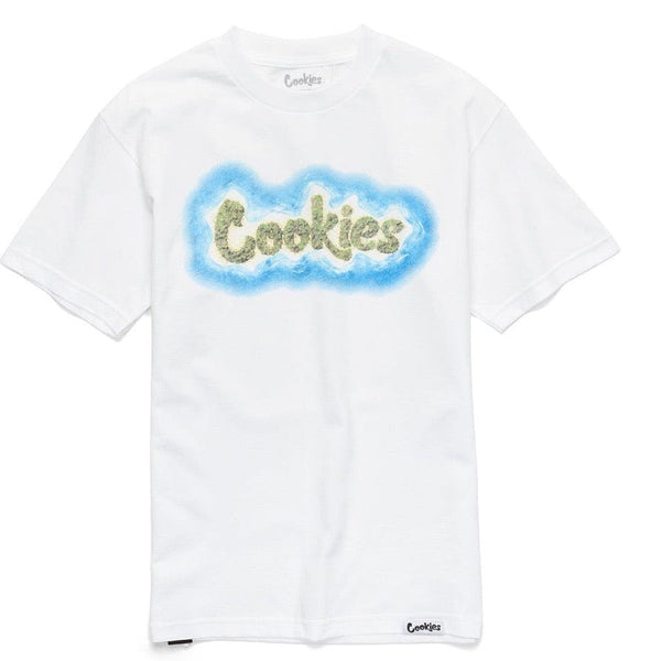 Cookies Island T Shirt White