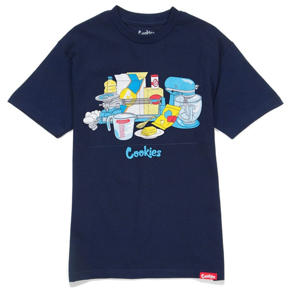 Cookies Ingredients Tee (Navy) 1544T4184
