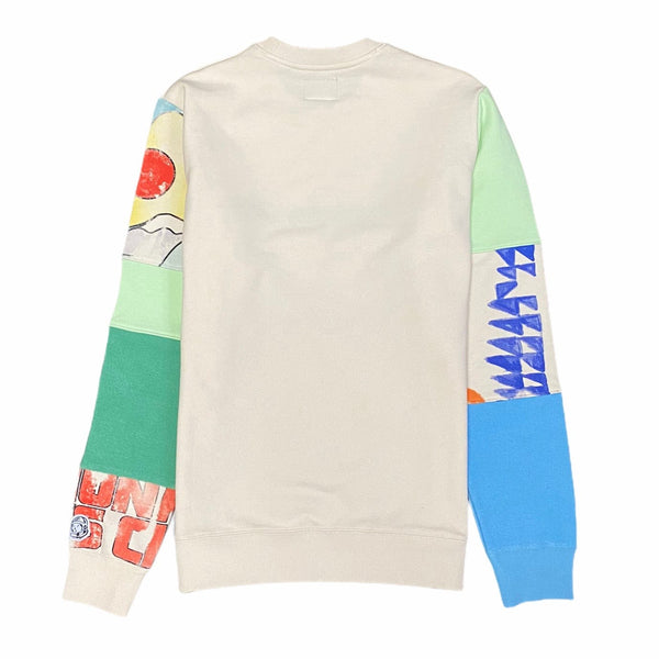 Billionaire Boys Club BB Juneau Crewneck (Buttercream) 801-9301