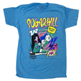 Sugar Hill Another Planet T Shirt (Tropical Blue)